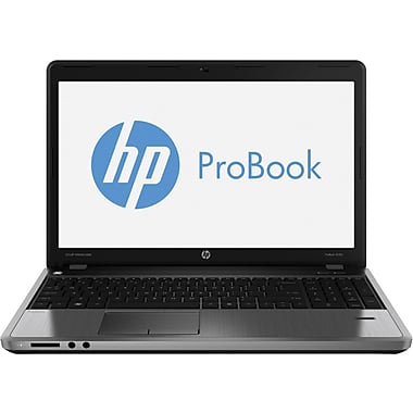 HP® Smart Buy Probook 4440S 15.6in. LED LCD Laptop, Intel® Dual-Core™ i3-3110M 2.40GHz 4GB