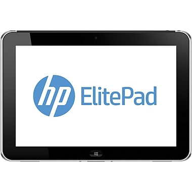 HP® ElitePad 900 D4T19AA 10.1in. Slate Windows Net-Tablet PC, Intel® Atom™ 64GB