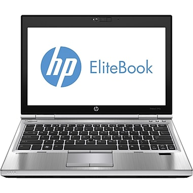 HP® Elitebook 2570P 12.5in. LED LCD Laptop, Intel® Dual-Core™ i7-3520M 2.90GHz 500GB
