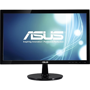 Asus® VS207D-P 19.5in. Widescreen LED LCD Monitor