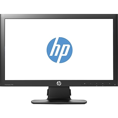 HP ProDisplay P191 - LED monitor - 18.5in.