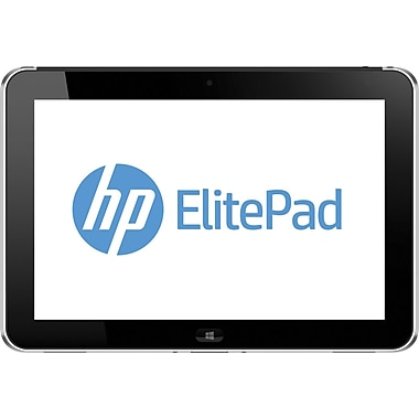 HP® ElitePad 900 D3H90UT 10.1in. LED Slate Windows Net-Tablet PC, Intel® Atom™ 64GB