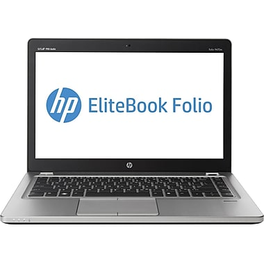 HP® Smart Buy Elitebook Folio 9470M 14in. LED LCD Ultrabook, Intel® Dual-Core™ i7-3687U 2.10GHz 8GB