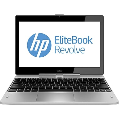 HP® Smart Buy EliteBook Revolve 810 G1 11.6in. Windows Tablet PC, Intel® Core™ 128GB