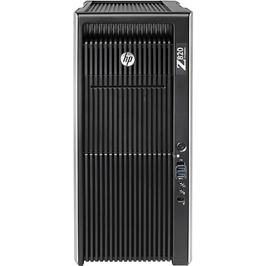 HP® Smart Buy Z820 D3J64UT CMT Workstation, Intel® Xeon® Hexa-Core™ E5-2630 2.30GHz 300GB HDD