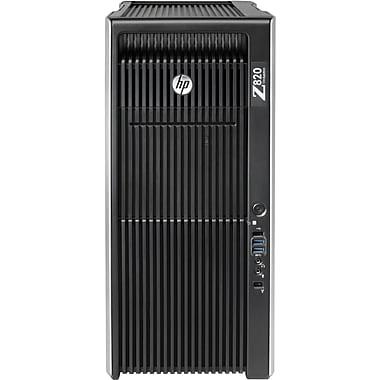 HP Workstation Z820 - Xeon E5-2670 2.6 GHz - 16 GB - 1 TB