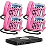 XBlue X16 Small Office Telephone System, 4pk -