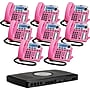 Xblue X16 Small Office Telephone System, 8pk -