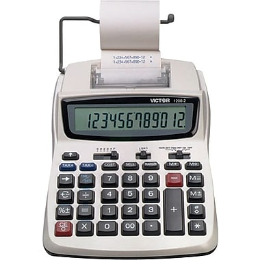 Victor Calculator Compact Printing