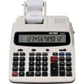 Victor 1228-2 12-Digit Printing Calculator