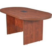Legacy 71 Racetrack Conference Table with Power and Data Grommet, Cherry