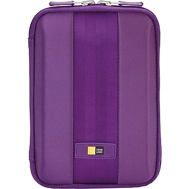 Case Logic QTS-207 7in. Tablet Case, Purple