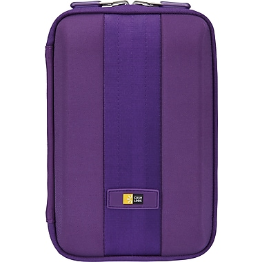 Case Logic QTS-208 iPad mini/Kindle Fire Tablet Sleeve, Purple