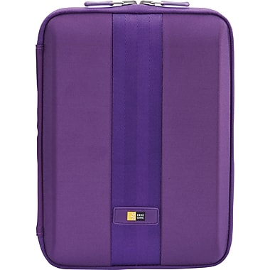 Case Logic QTS-210 iPad/10.1in. Tablet Sleeve, Purple