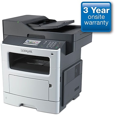 Lexmark MX511de Mono Laser All-in-One Printer plus 3-year Onsite Warranty