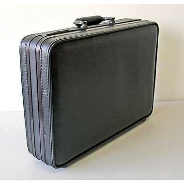 Platt 06373 Deluxe Soft Molded Attache Case
