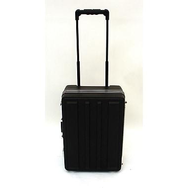 Platt 201407H Heavy-Duty Polyethylene Case With Wheels And Telescoping Handle