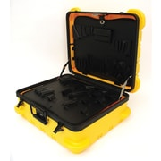 Platt 349T-SGSH Military Type Super-Size Tool Case, Yellow