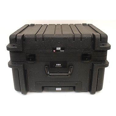 Platt 410TH-SGSH Rotational Molded Tool Case With Wheels And Telescoping Handle