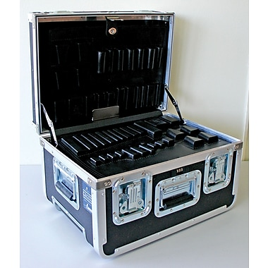 Platt 757TH-CB Guardsman ATA Tool Case With Wheels And Telescoping Handle