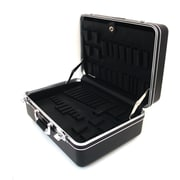 Platt 928T-CB Deluxe Polyethylene Tool Case With Chrome Hardware
