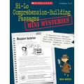 Scholastic Hi-Lo Comprehension-Building Passages: Mini-Mysteries