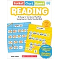 Scholastic Pocket Chart Games: Reading