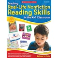 Scholastic Teaching Real-Life Nonfiction Reading Skills in the K-1 Classroom