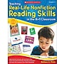 Scholastic Teaching Real-Life Nonfiction Reading Skills in the