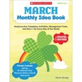 Scholastic March Monthly Idea Book