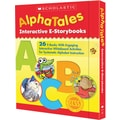 Scholastic AlphaTales Interactive E-Storybooks