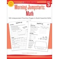 Scholastic Morning Jumpstarts: Math (Grade 3)