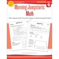 Scholastic Morning Jumpstarts: Math (Grade 4)
