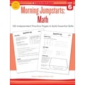 Scholastic Morning Jumpstarts: Math (Grade 6)