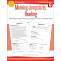 Scholastic Morning Jumpstarts: Reading (Grade 6)
