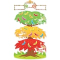 Scholastic Jingle Jungle Management Tree Bulletin Board