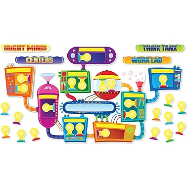 Scholastic Think Tank Bulletin Board