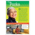 Scholastic POP! Chart Notable African Americans: Parks