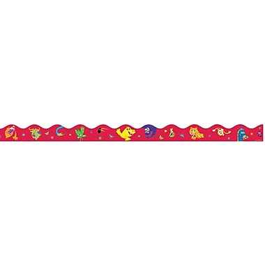 Scholastic Jingle Jungle Animals Scalloped Trimmer