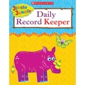 Scholastic Jingle Jungle Daily Record Keeper