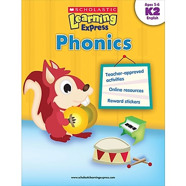 Scholastic Learning Express: Phonics (K-2)