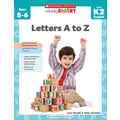 Scholastic Study Smart: Letters A to Z (K-2)