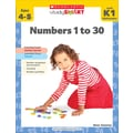 Scholastic Study Smart: Numbers 1 to 30 (K-1)