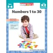 Scholastic Study Smart: Numbers 1 to 30 (K-2)