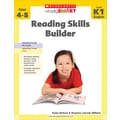 Scholastic Study Smart: Reading Skills Builder (K-1)