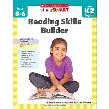 Scholastic Study Smart: Reading Skills Builder (K-2)
