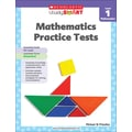 Scholastic Study Smart Mathematics Practice Tests Level 1