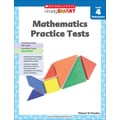 Scholastic Study Smart Mathematics Practice Tests Level 4