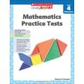 Scholastic Study Smart Mathematics Practice Tests Level 4