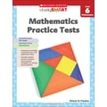 Scholastic Study Smart Mathematics Practice Tests Level 6